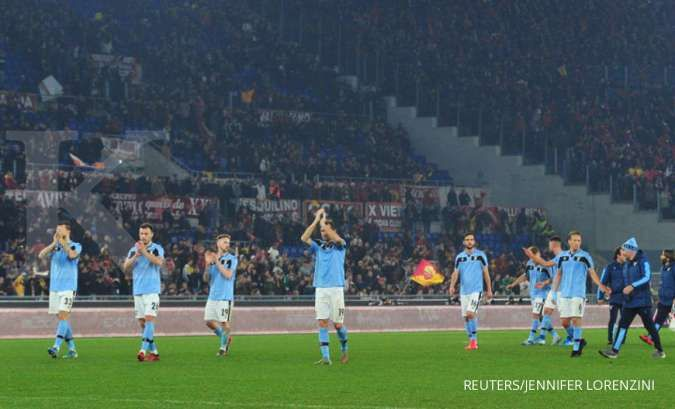 Hadapi Fiorentina, Lazio butuh kemenangan agar bisa rebut gelar dari Juventus