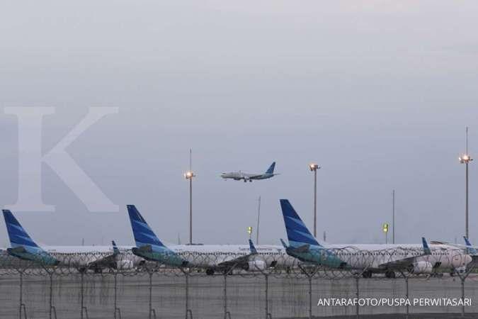 Garuda indonesia minta calon penumpang penuhi ketentuan masuk DKI Jakarta