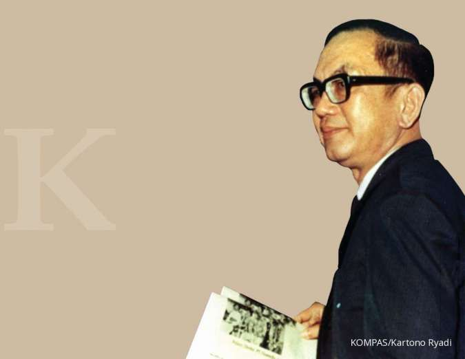 Seabad PK Ojong: Wartawan, cendikiawan, usahawan