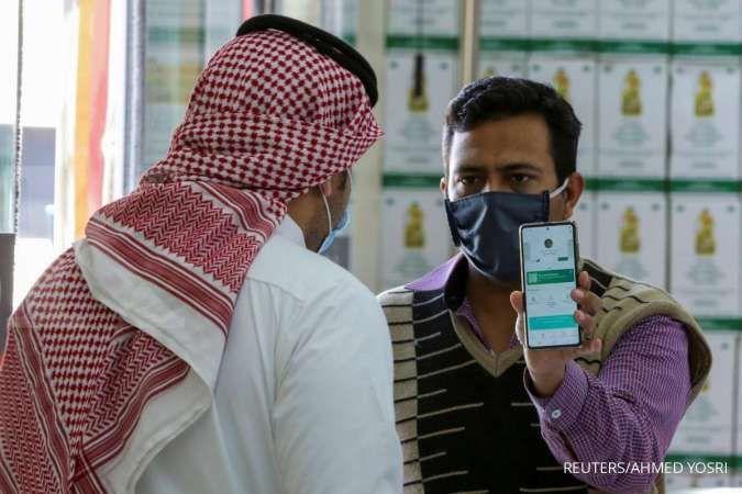 Arab Saudi cabut syarat karantina bagi pelancong asing yang sudah divaksin Covid-19