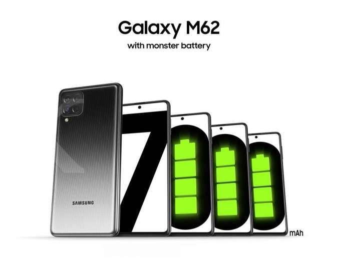 Resmi hadir di Indonesia, begini spesifikasi dan harga HP Samsung M62