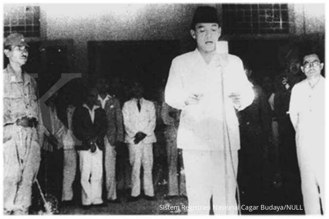 Biografi singkat Bapak Proklamator Indonesia, Ir. Soekarno