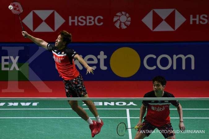 The Minions melenggang mulus ke babak perempat final di ajang Indonesia Open 2019