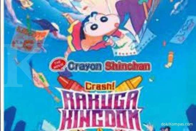 Film terbaru Crayon Shin-Chan tayang mulai hari ini di bioskop CGV