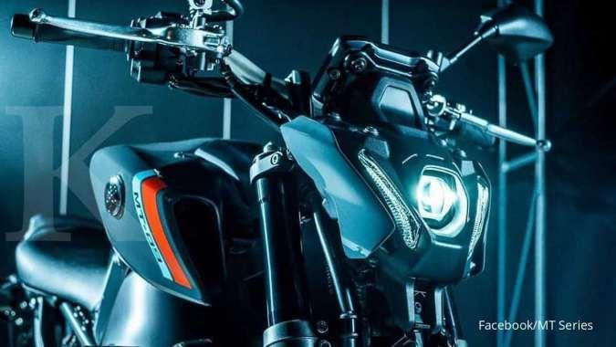 Bocor di internet, begini penampakan motor terbaru Yamaha MT-09 2021