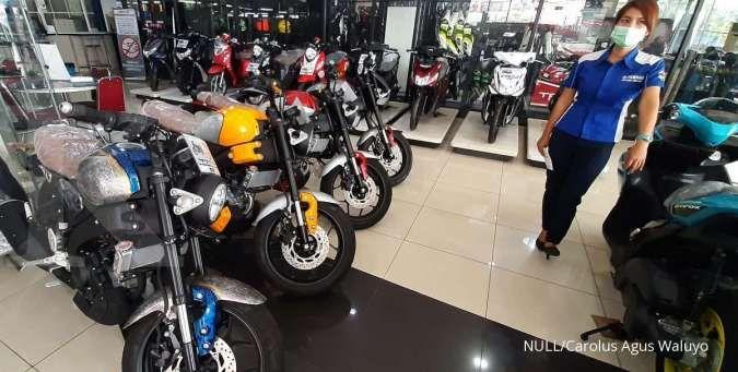 Cek harga motor bekas Yamaha Nmax rilisan 2019, kian murah per September 2021