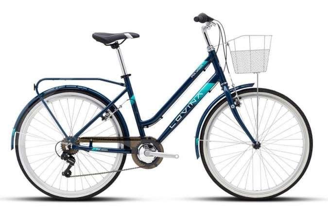 Hanya Rp 2 jutaan, harga sepeda Polygon Lovina dengan desain khusus untuk wanita