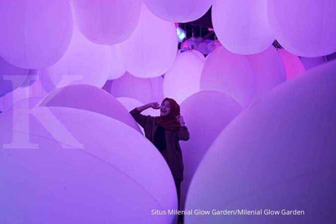 Milenial Glow Garden