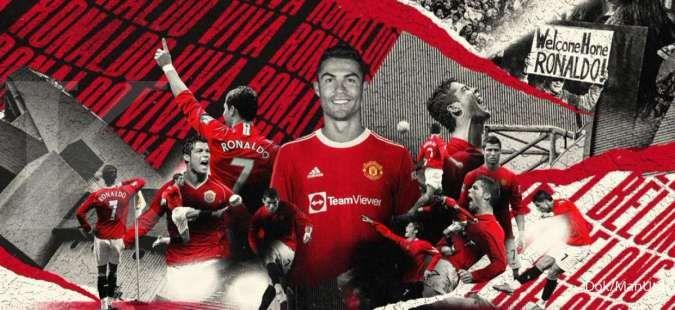 Ronaldo: Kembali ke Manchester United adalah keputusan terbaik yang telah saya buat