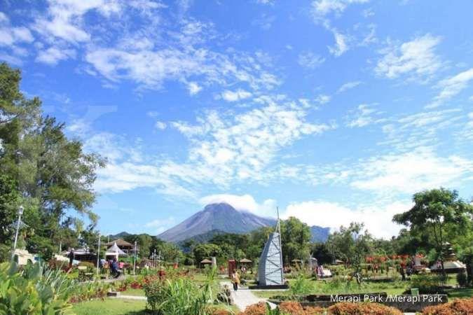 Harga tiket murah, Merapi Park tawarkan sensasi keliling dunia dalam satu tempat