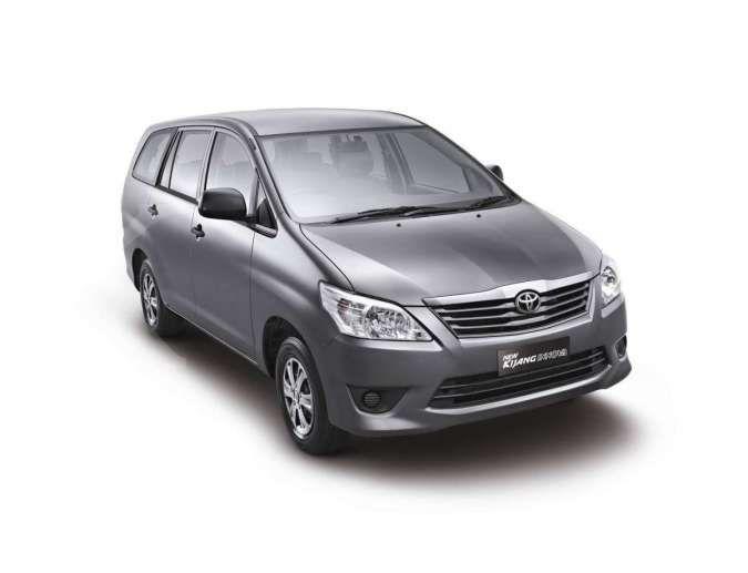 Kesempatan terakhir, lelang mobil dinas Toyota Innova tahun 2009 di Bekasi