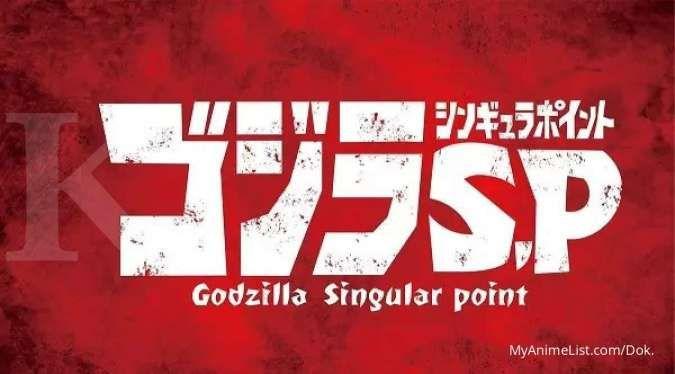 Hore! Anime Godzilla Singular Point meluncur di Netflix pada Juni