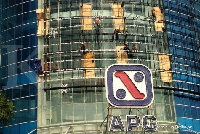 Penjualan properti Agung Podomoro Land (APLN) di Balikpapan menanjak