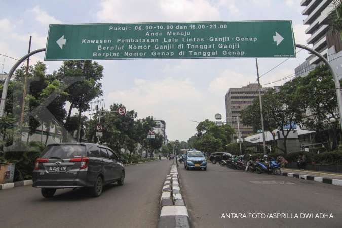 Kasus Covid-19 di Jakarta melonjak, ganjil genap belum akan berlaku dalam waktu dekat