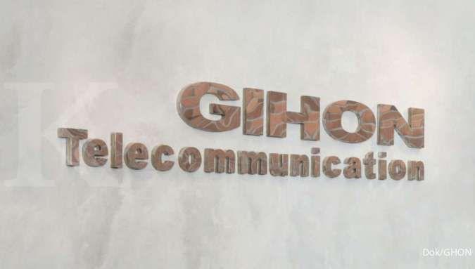 Strategi akuisisi masih menjadi alternatif Gihon Telekomunikasi (GHON)