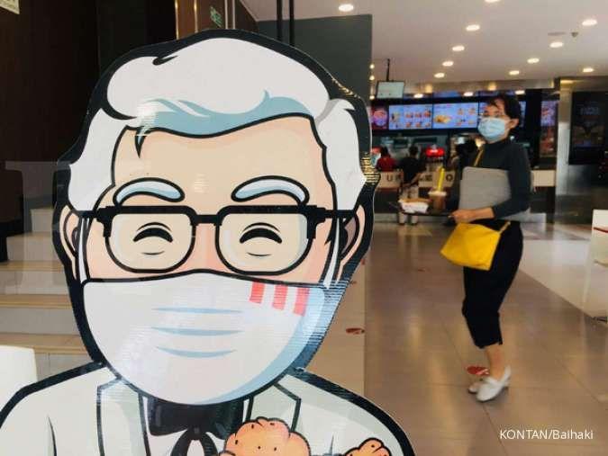 Promo KFC periode 13-17 Januari 2021, semua menu hemat 20%!