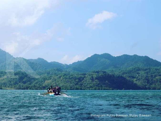 Pulau Bawean ada di Kabupaten Gresik, traveler harus tahu keindahannya