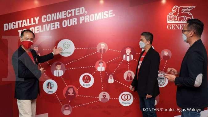 Hingga Mei 2021, Generali telah bayarkan klaim Covid Rp 121 miliar