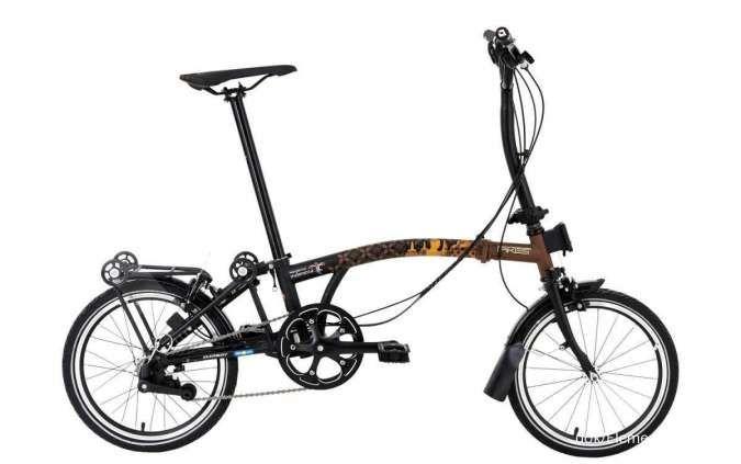 Spesial dan banyak bonus, ini harga sepeda lipat Element Pikes Central Java edition