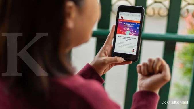 Rajin ekspansi, VoLTE Telkomsel kini sudah hadir di 219 kota