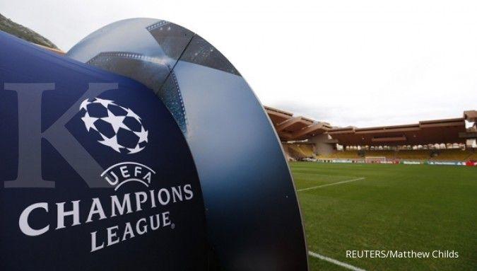 Liga Champions Eropa bergulir lagi, catat pembagian grup dan jadwalnya