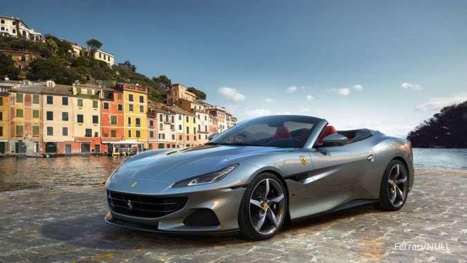Ferrari Portofino M 2021 Resmi Diperkenalkan Begini Penampakannya