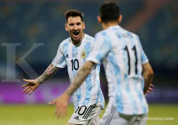 Lionel Messi akan kembali ke Barcelona seteleh bermain bersama Timnas Argentina di Copa America
