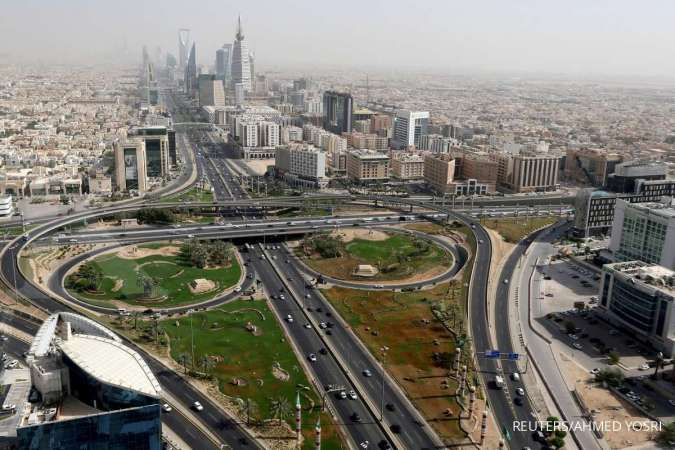 Siap saingi UEA, Arab Saudi gelontorkan US$ 133 miliar untuk sektor transportasi