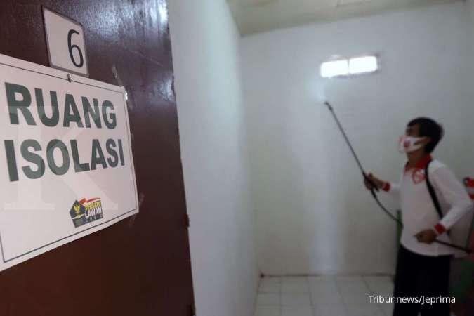 Ada 27 hotel di Jakarta untuk isolasi pasien Covid-19