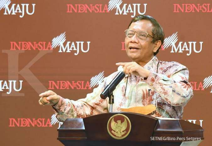 Mahfud: Pelanggaran konstitusi untuk kepentingan rakyat sudah ada sejak era Soekarno
