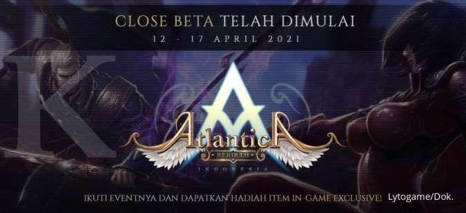 CBT telah dibuka! Berikut cara daftar dan download Atlantica Rebirth Indonesia