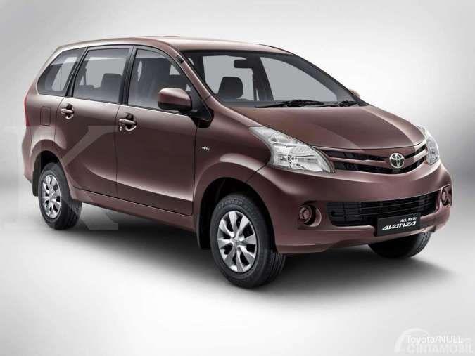 Lelang mobil JBA Selasa (26/1), Toyota Avanza, harga pembukaan Rp 50 juta