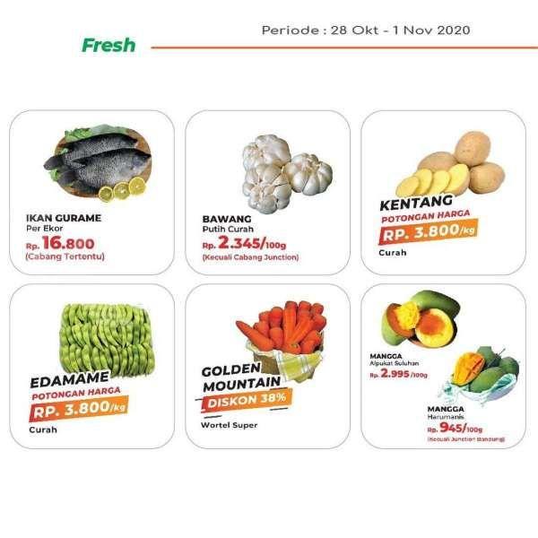 Promo JSM Yogya Supermarket hari ini 31 Oktober 2020, masih ada diskon!
