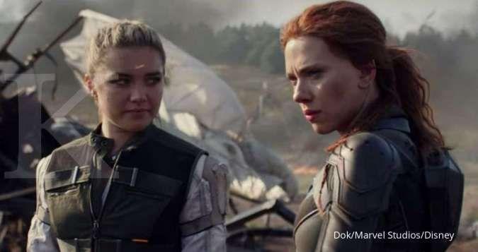 Film Black Widow, Scarlett Johansson digantikan Florence Pugh di film selanjutnya?