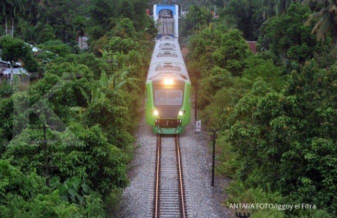 Kemenhub aktifkan kembali Stasiun Pulau Air Padang
