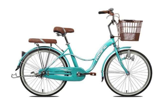 Tampil anggun dan murah, ini harga sepeda Pacific Valentino 24