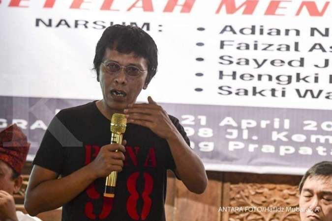 Ramai isu reshuffle, politisi Adian Napitupulu bakal merapat ke BUMN?