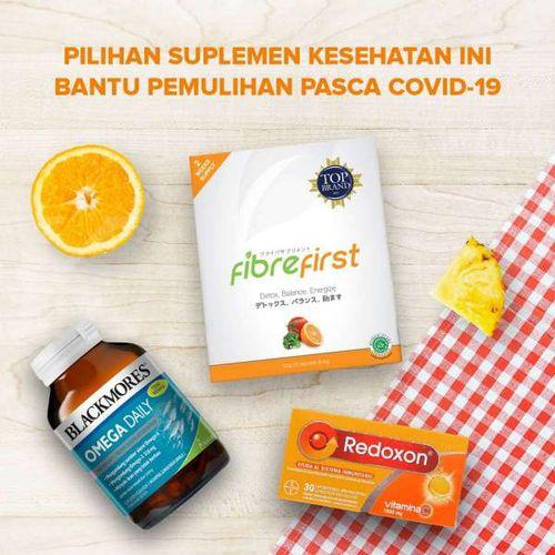 Pilihan Suplemen Kesehatan Ini Bantu Pemulihan Pasca Covid-19