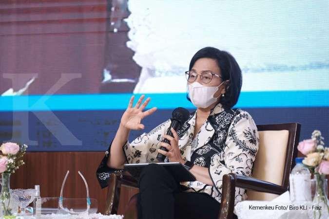 Sri Mulyani: Peringkat ekonomi Indonesia di atas rata-rata Negara Asia Tenggara