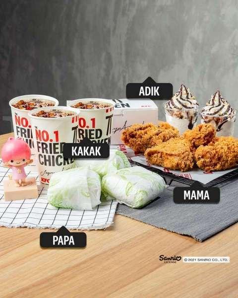 Promo KFC terbaru pada September 2021