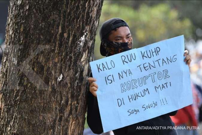 Besok siang, ribuan mahasiswa bakal kembali demo desak Perppu KPK di depan Istana
