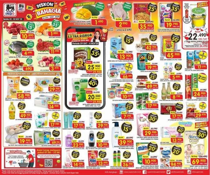Promo Yogya Supermarket Hari Ini 5 November 2020 Diskon Weekday