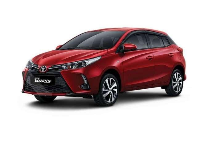 Resmi mengaspal di Indonesia, begini penampakan dan harga New Toyota Yaris 2020