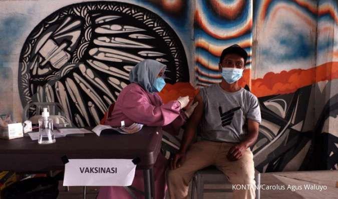 Anies sebut Pemprov DKI sudah vaksinasi 7,5 juta warga