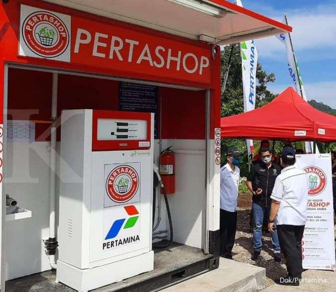 Pertamina tambah 4 unit Pertashop di Jawa Barat dan Banten
