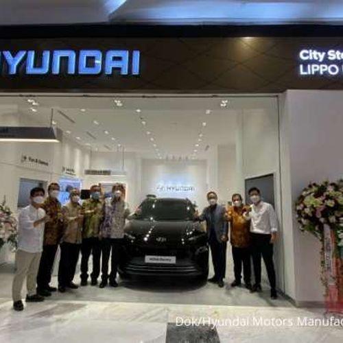 Hyundai Motors Indonesia Hadirkan Hyundai City Store Kedua di Indonesia lewat Konsep Layanan dan Penjualan Door-to-Door