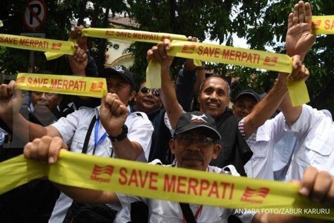Jokowi mendapat kiriman surat terbuka dari eks pilot Merpati Airlines, ini isinya