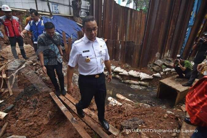 Gubernur DKI rumuskan diskon PBB untuk rumah yang memiliki drainase vertikal
