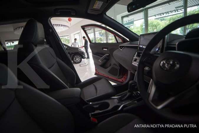 Wholesales turun tipis, market share mobil grup Astra meningkat pada Januari 2021