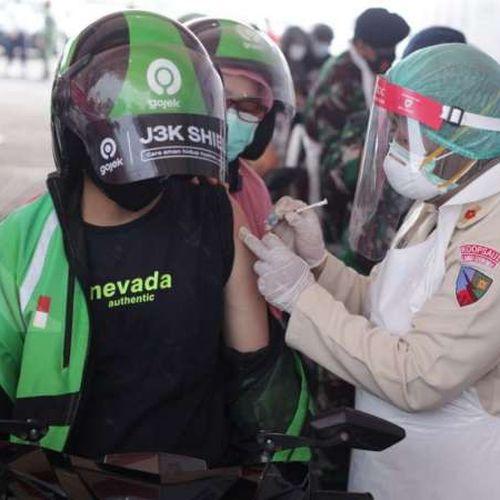 Halodoc dan Gojek Bersama Pemerintah Kota Medan Siap Layani Vaksinasi Covid-19 melalui Pos Pelayanan Secara Drive Thru